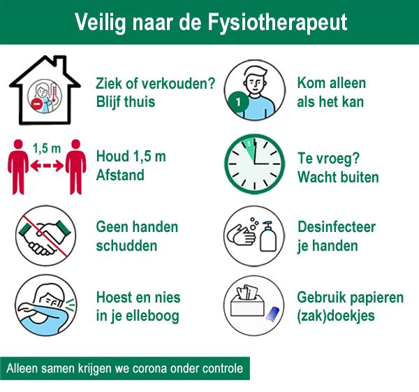 veilig-naar-fysio Groen